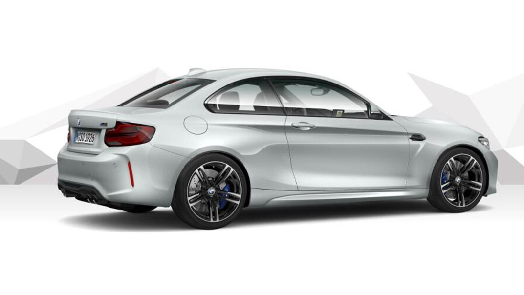 2019 BMW M2 Competition DCT Exterior 016
