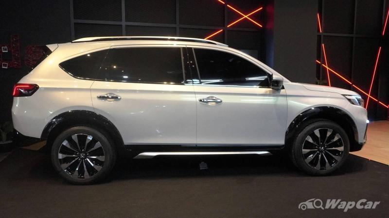 Honda BR-V generasi baru perlu naik taraf ini untuk mencapai maqam 'king MPV'? 02