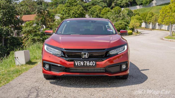 2020 Honda Civic 1.5 TC Premium Exterior 002