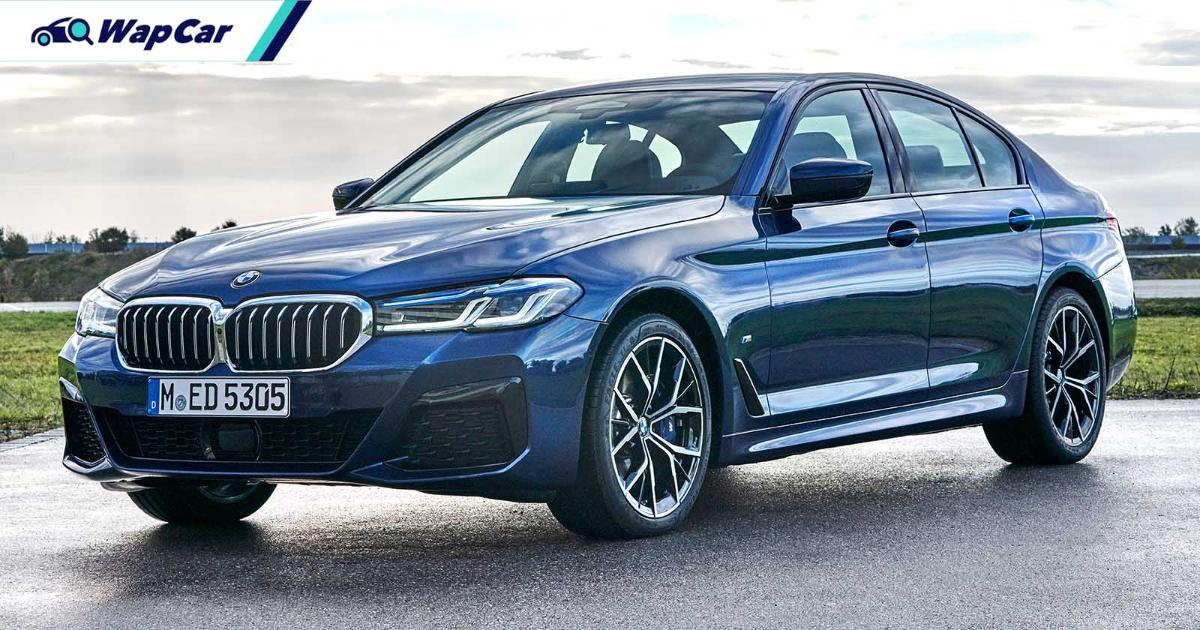 2021 G30 BMW 5-Series LCI coming to Malaysia: Fightback against the W213 Mercedes E-Class 01