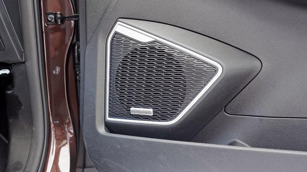 2018 Proton X70 1.8 TGDI Premium 2WD Interior 069