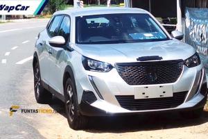 Spyshot: Peugeot 2008 2021 serba baru di Malaysia - pelancaran Berjaya Auto Alliance yang pertama?
