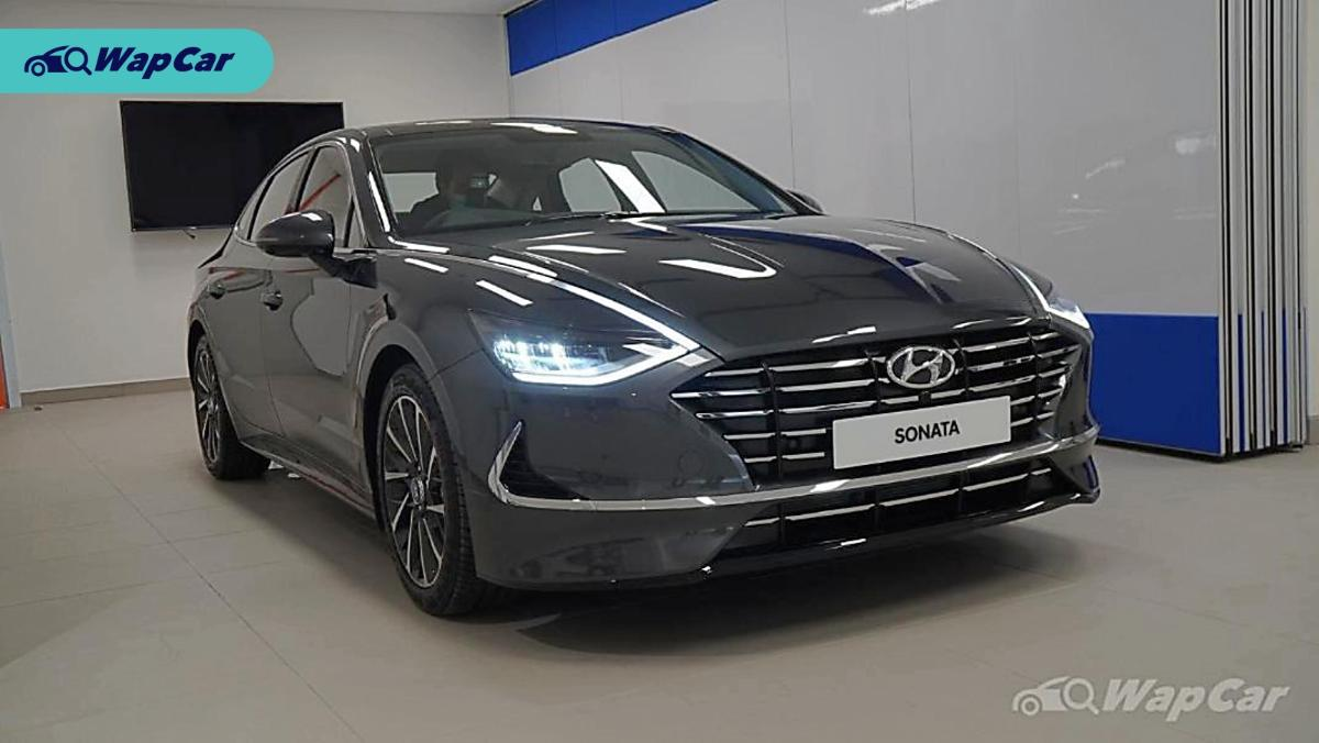 All-new 2020 Hyundai Sonata previewed in Malaysia, first right-hand drive market? 01