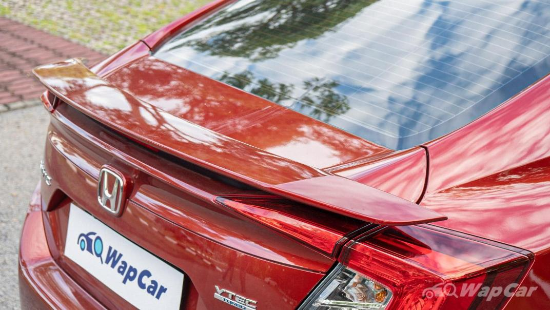 2020 Honda Civic 1.5 TC Premium Exterior 025