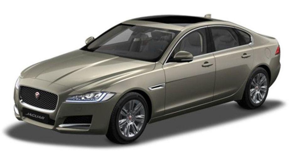Jaguar XF (2017) Others 013