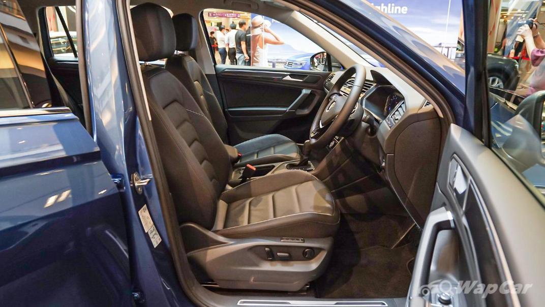 2020 Volkswagen Tiguan Allspace 2.0TSI R-Line Interior 005
