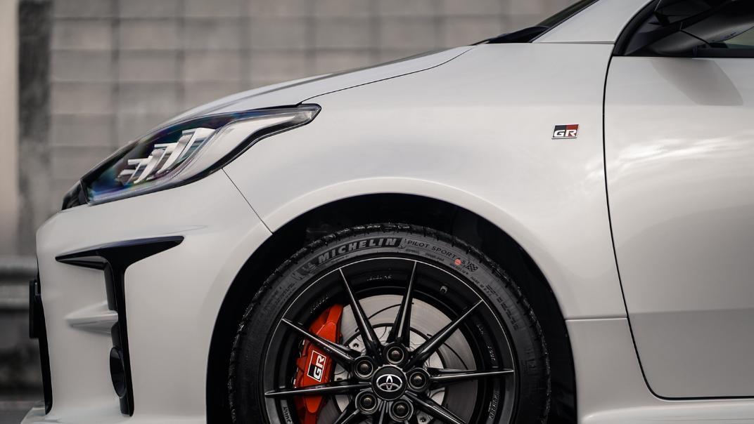 2021 Toyota GR Yaris Exterior 051