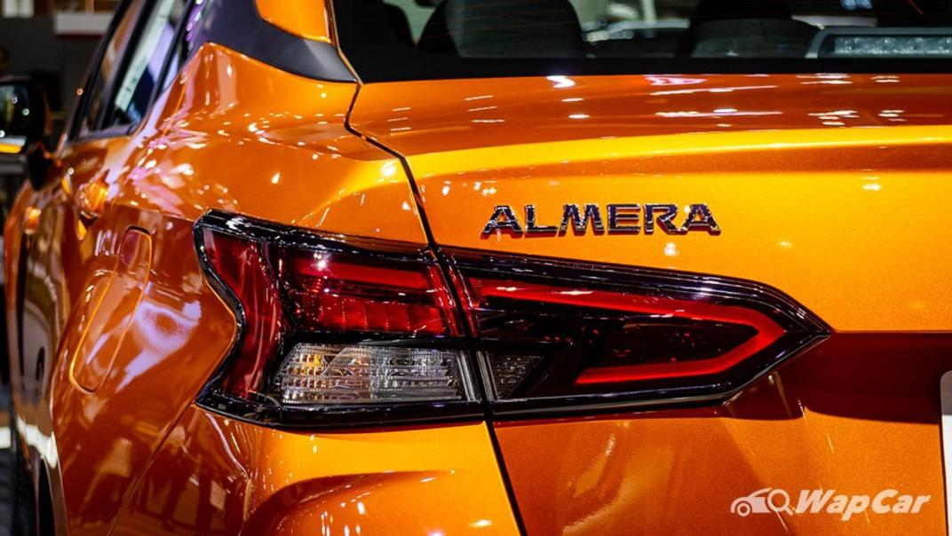 2020 Nissan Almera Exterior 015