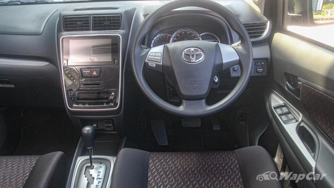 2019 Toyota Avanza 1.5S+ Interior 004