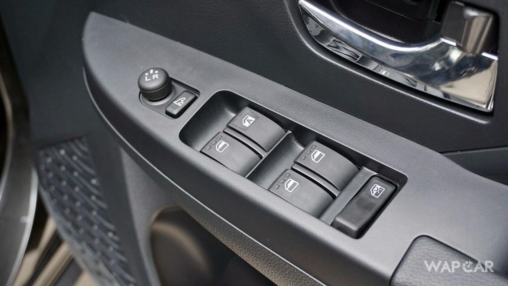 Perodua Aruz (2019) Interior 042