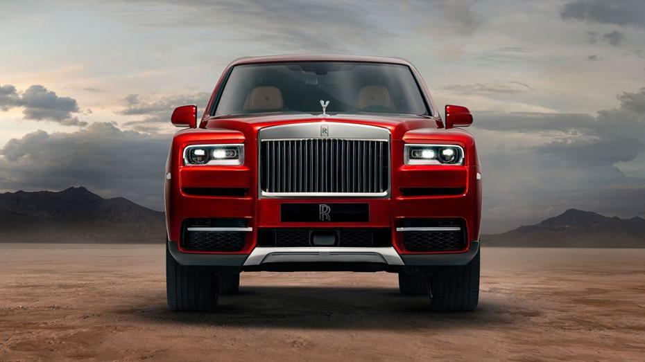 2018 Rolls-Royce Cullinan Cullinan Exterior 003