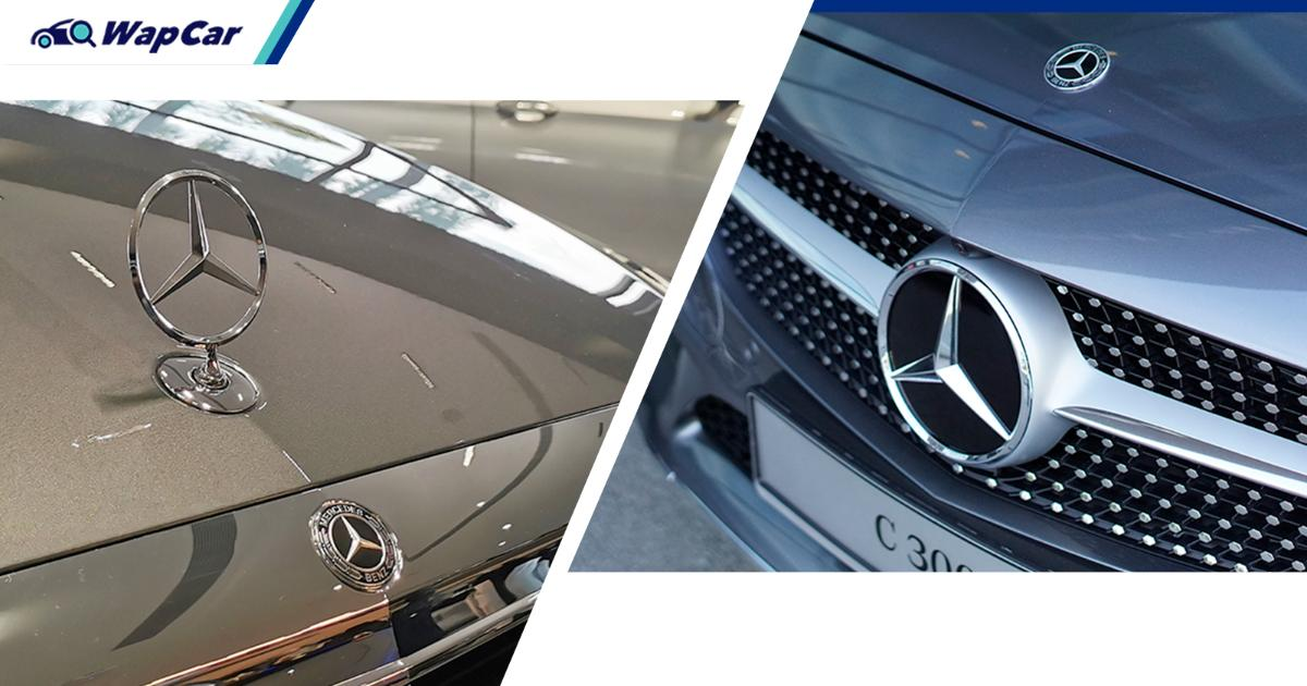 Mercedes-Benz Malaysia confirms hood-mounted star to go away, limited only for S-Class 01