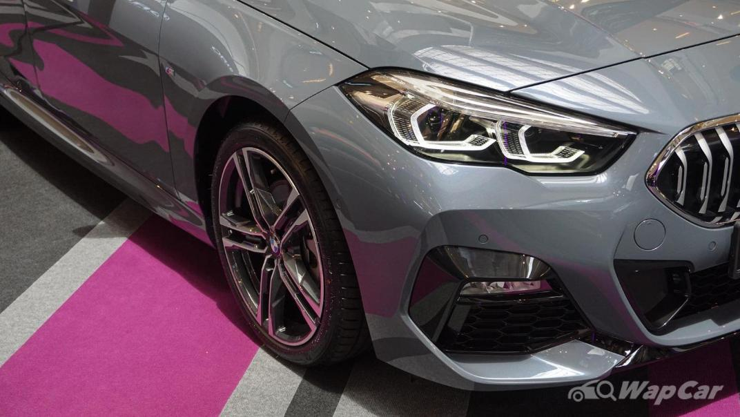 2020 BMW 2 Series 218i Gran Coupe Exterior 030