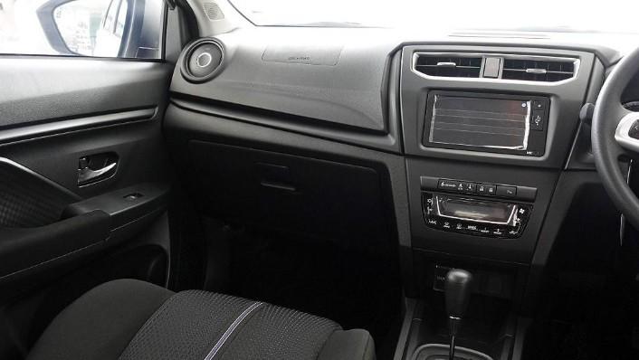 2019 Perodua Aruz 1.5 X Interior 004