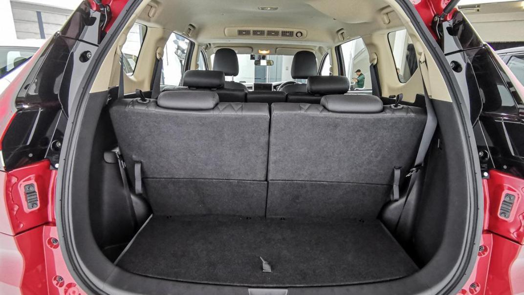 2020 Mitsubishi Xpander 1.5 L Interior 068