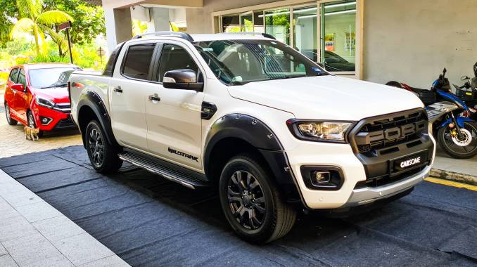 2019 Ford RANGER WILDTRACK BI-TURBO 2.0