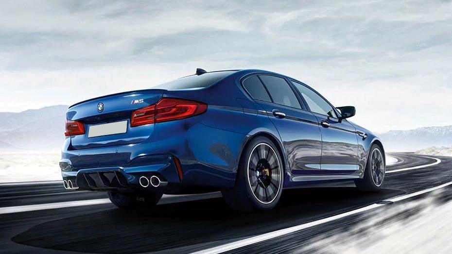 BMW M5 (2019) Exterior 005