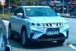 Spied! Proton X50 spotted with Proton's Infinite Weave grill