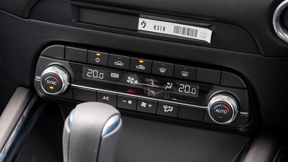 2019 Mazda CX-5 2.5L TURBO Interior 025