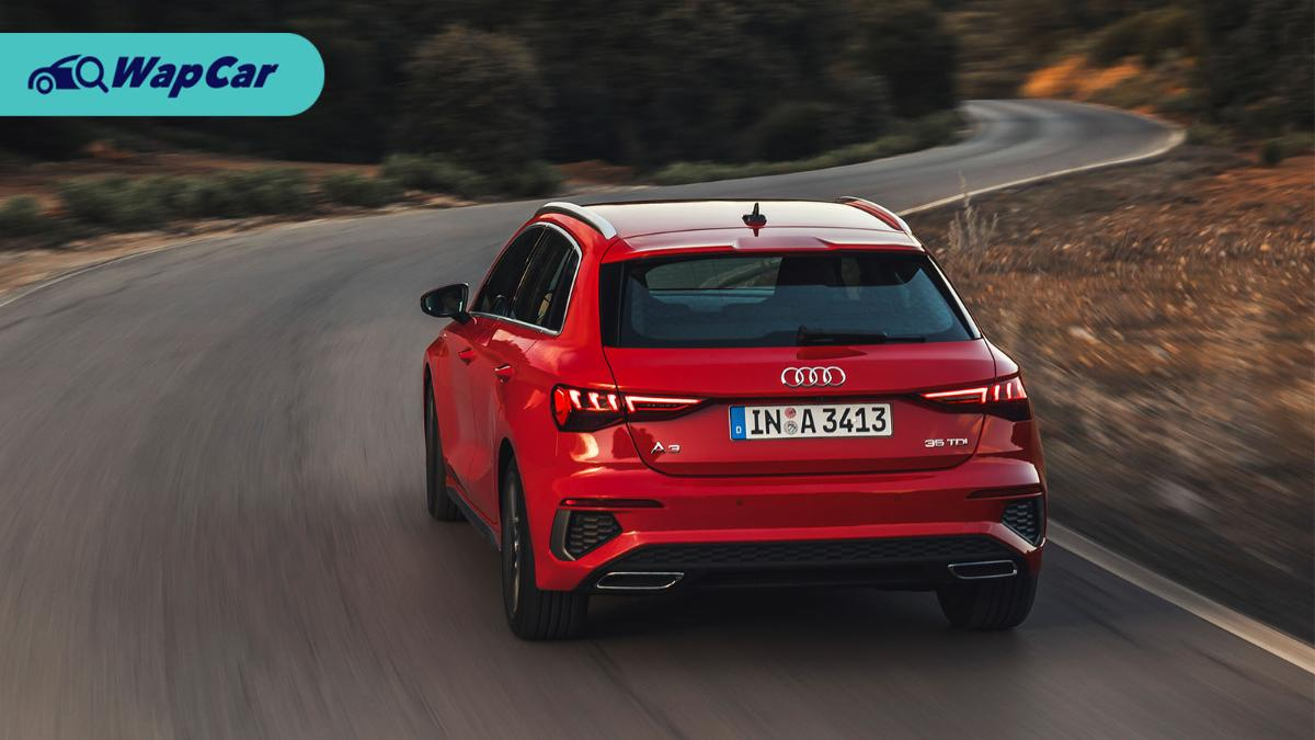 All-new 2020 Audi A3 Sportback – 150 PS, 250 Nm, 48V mild-hybrid 01
