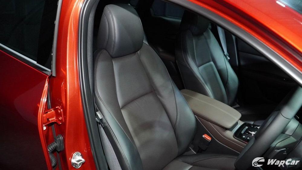 2020 Mazda CX-30 Interior 018