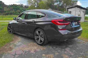 Exported from Malaysia: BMW 6 Series GT launched in Thailand