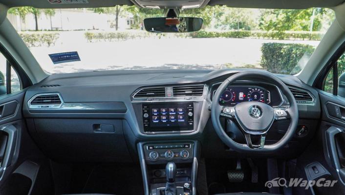 2020 Volkswagen Tiguan Allspace 1.4TSI Highline Interior 001