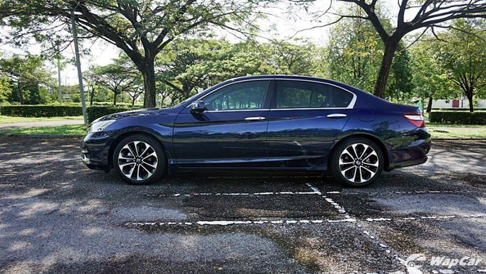 2018 Honda Accord 2.4 VTi-L Advance Exterior 008
