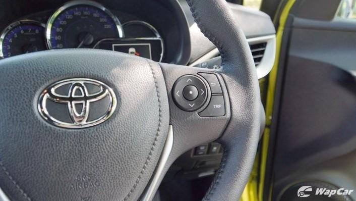 2019 Toyota Yaris 1.5G Interior 009
