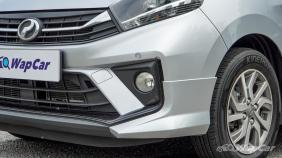 2019 Perodua Axia AV 1.0 AT Exterior 012