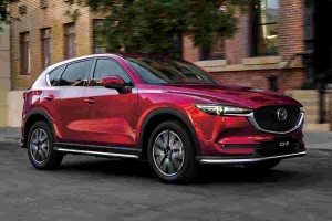 Malaysian assembled Mazda CX-5 Turbo marches to Thailand, priced over RM 250k!