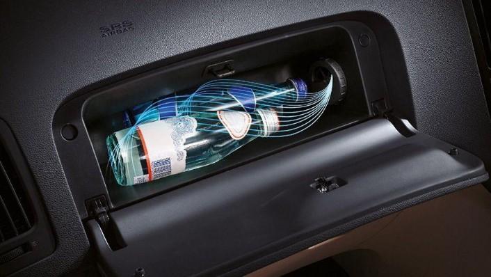 Hyundai Grand Starex (2018) Interior 005