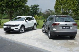 In Brief: Volkswagen Tiguan – Ageing but still worth going for a test drive?