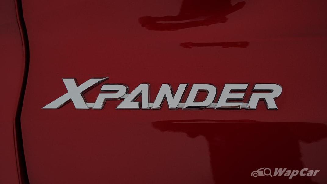 2020 Mitsubishi Xpander 1.5 L Exterior 028