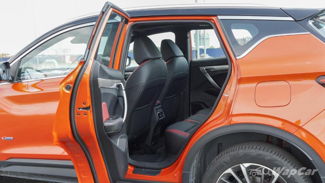2020 Proton X50 1.5T  Flagship Interior 061