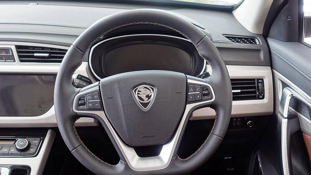2018 Proton X70 1.8 TGDI Premium 2WD Interior 006