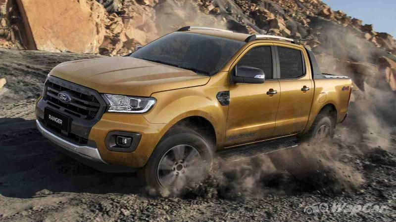 5-year warranty for 2021 Ford Ranger, upgrade available for current owners 02