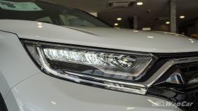 2021 Honda CR-V 1.5 TC-P 4WD Exterior 012