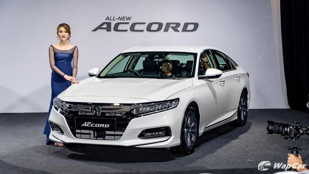 2020 Honda Accord 1.5TC Premium Exterior 096