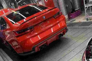 All-new BMW M3 caught undisguised