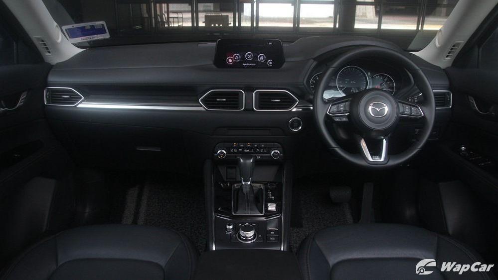 2019 Mazda CX-5 2.5L TURBO Interior 061