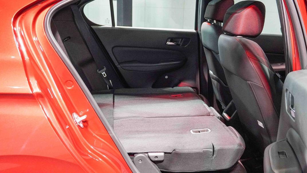 2021 Honda City Hatchback International Version Interior 024