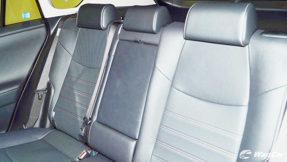 2020 Toyota RAV4 2.5L Interior 106