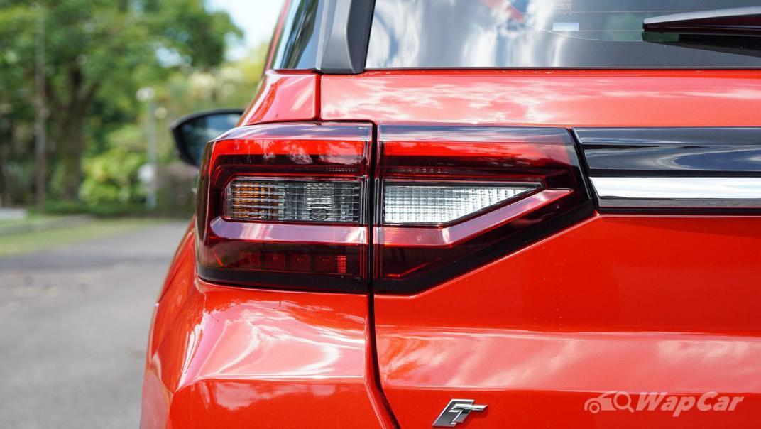 2021 Perodua Ativa 1.0L Turbo AV Special Metallic Exterior 016