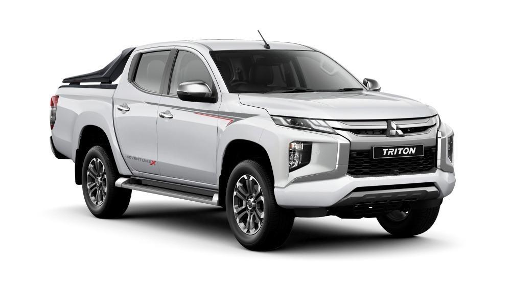 2019 Mitsubishi Triton Adventure X