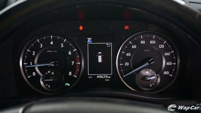 2020 Toyota Vellfire 2.5 Interior 008