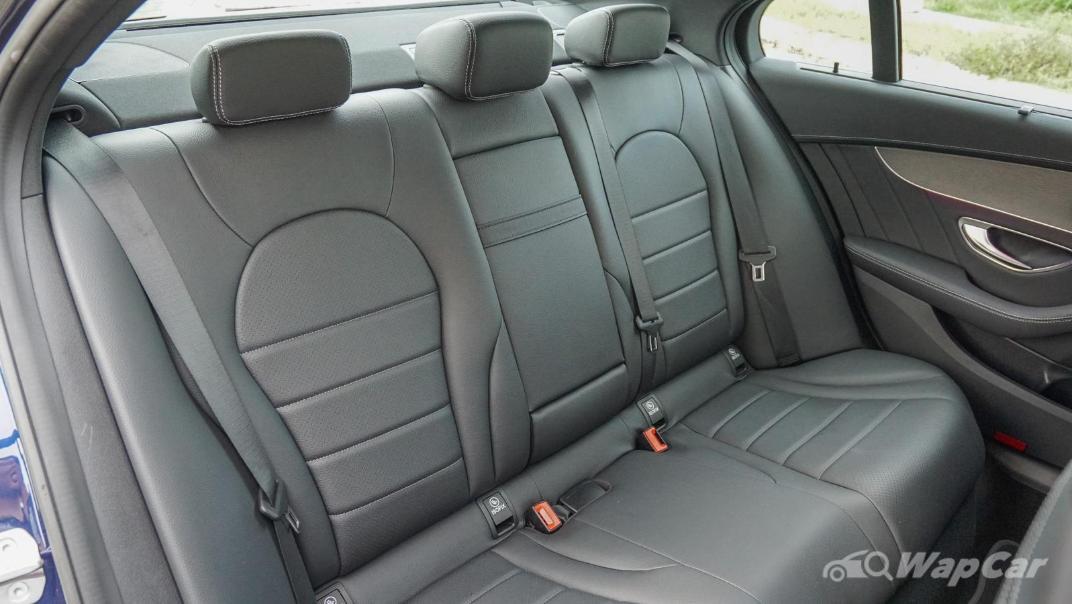 2020 Mercedes-Benz C-Class C 200 AMG Line Interior 041