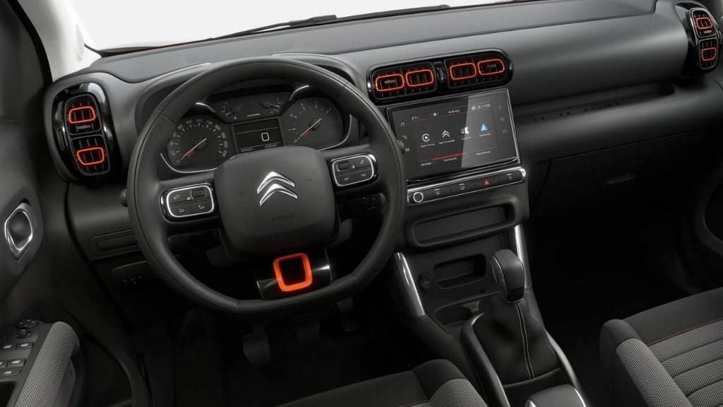 Citroën New C3 AIRCROSS (2019) Interior 001