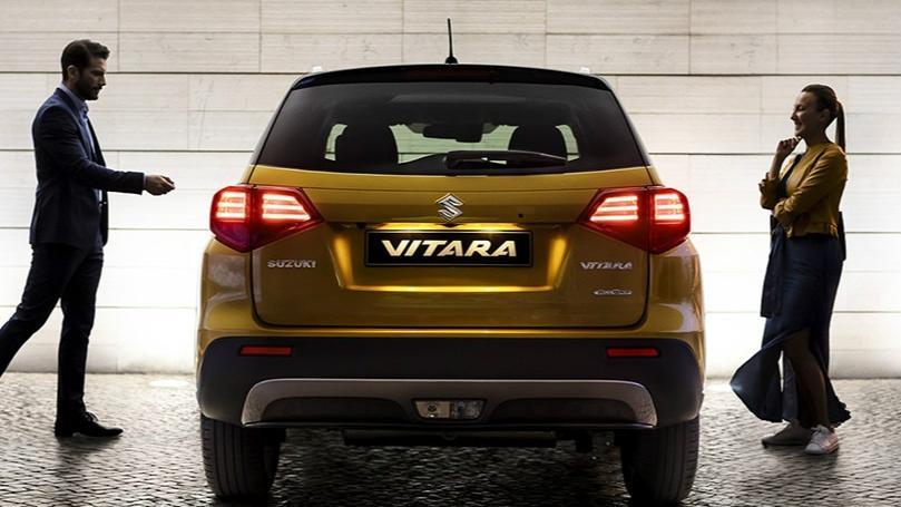 Suzuki Vitara (2018) Exterior 011