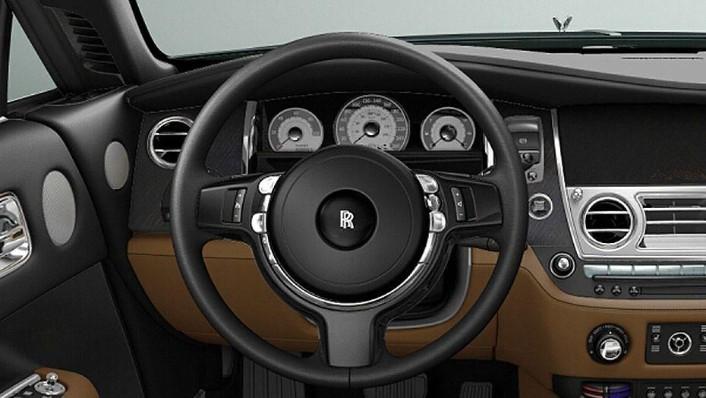 2013 Rolls-Royce Wraith Wraith Interior 005